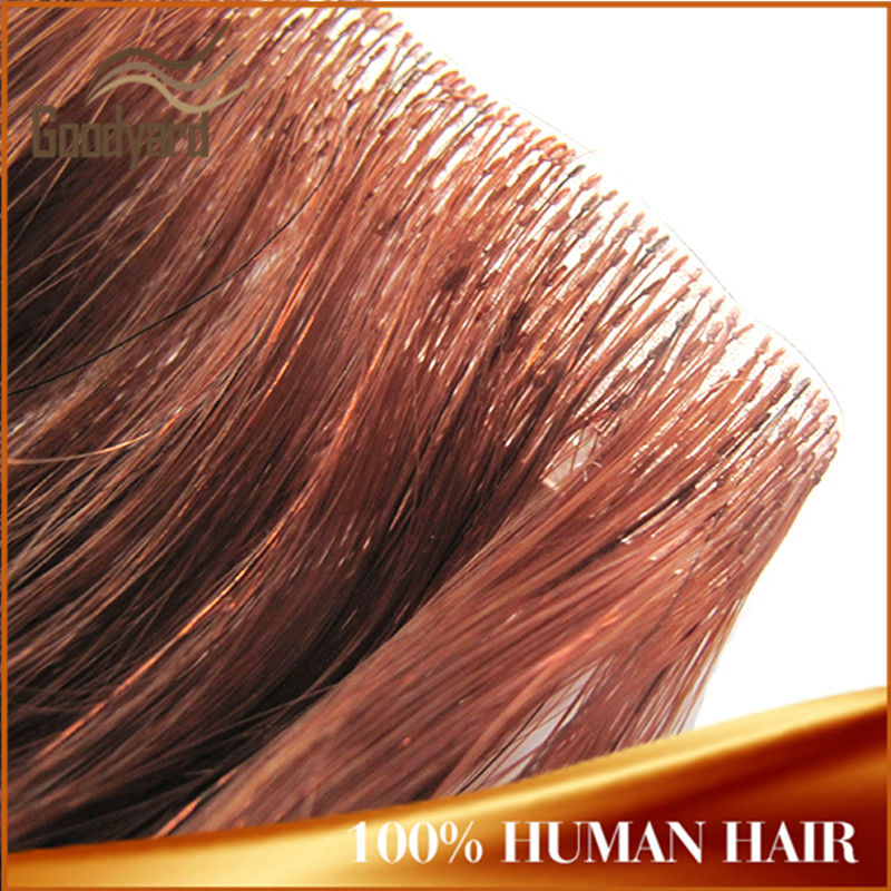 Pu Glue Virgin Human Hair Skin Weft Stick Tape Hair Extensions Buy