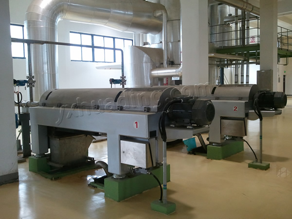 High Speed Avocado Oil Decanter Centrifuge For Extraction