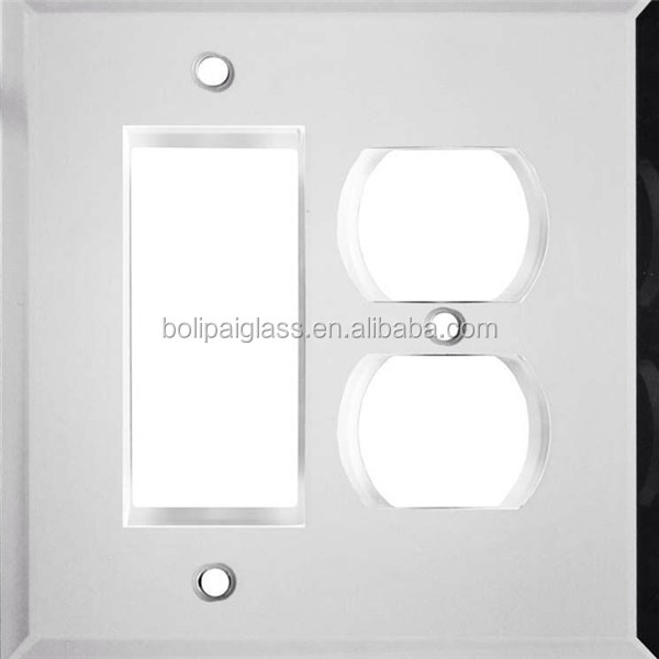 Switch Plate Light Switch Plate Covers Glass Switch Cover