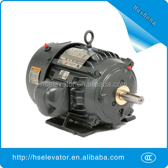 electric motor for elevators, electric elevator motor, elevator motor price