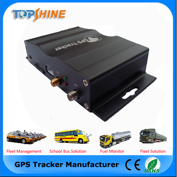 China GPS Tracker Manufacturer With Fuel Monitoring Solution