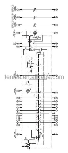 vd4 indoor medium voltage vacuum circuit breaker