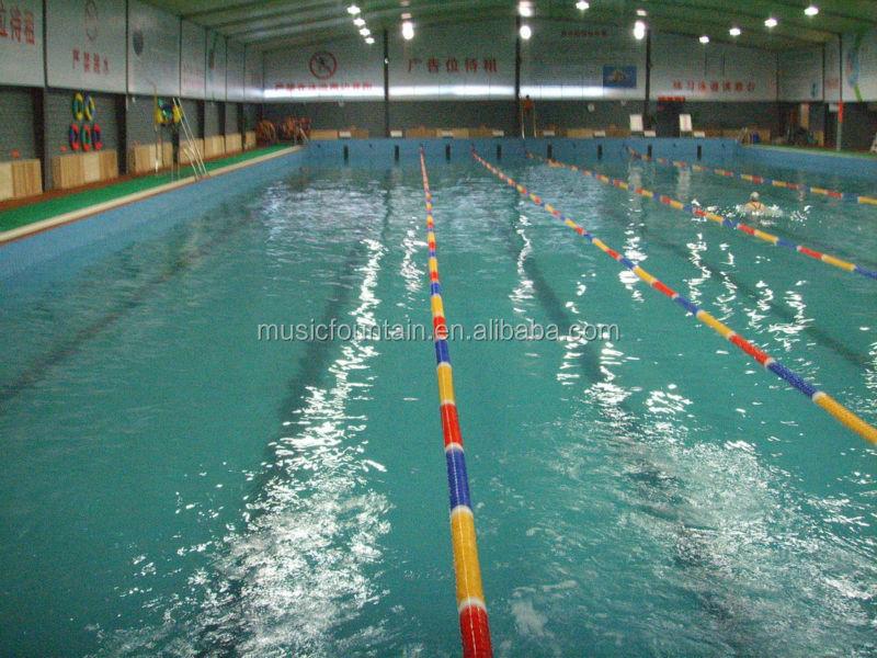 Plastic Competition Equipment Swim Pool Float Line Buy