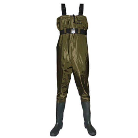wholesale fishing camo neoprene breathable hunting waders