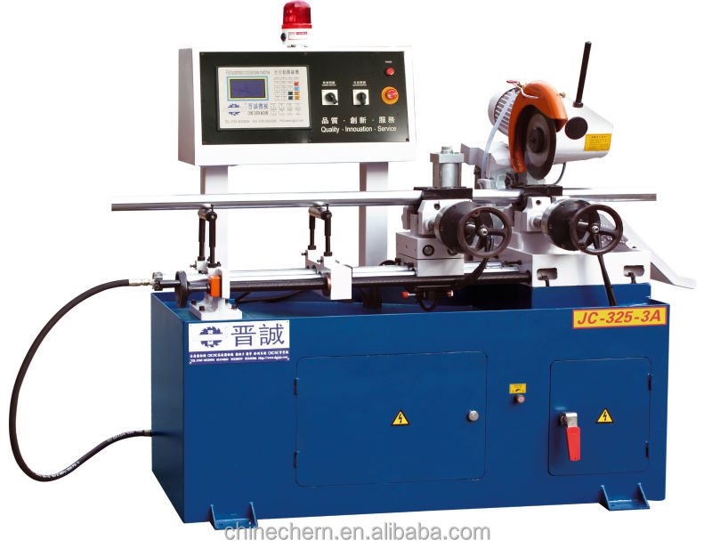 Automatic Aluminum Pipe /rod/extrusion material  Cutting Machine