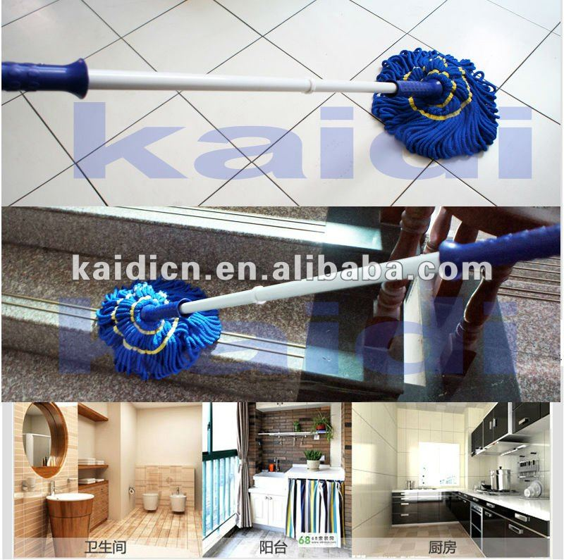 2016 new products of easy twist mop