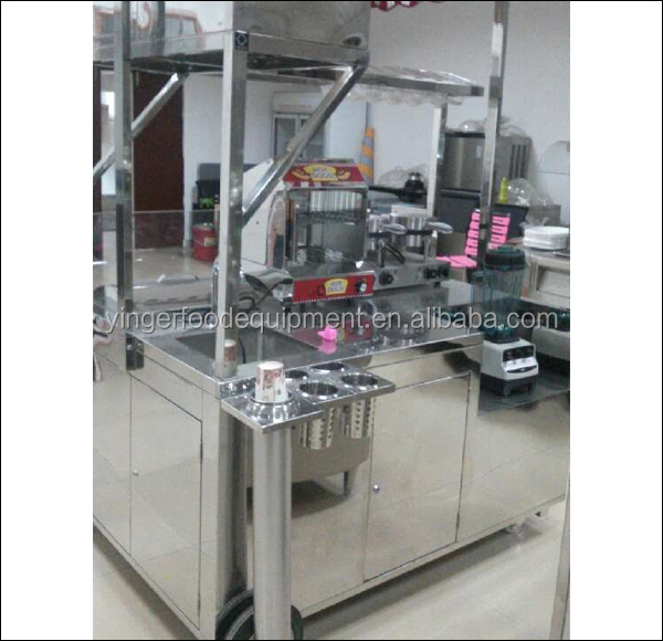 Facotry price hot dog Cart For Sale