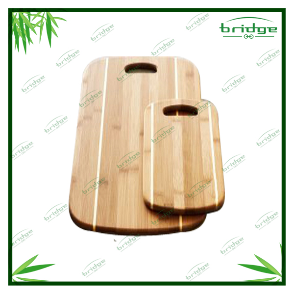 Europe style bamboo cheese board set