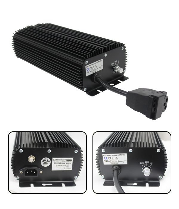 1000w HPS/MH Dimmable Electronic Ballast