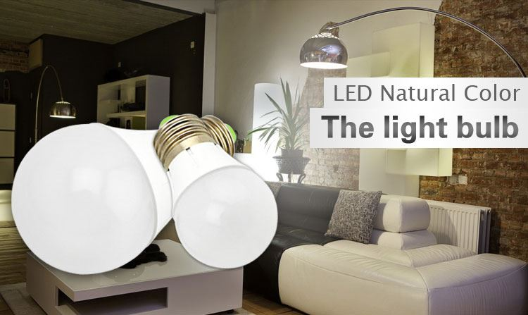 hot fashion new product promotion fast response led bulb light 5w