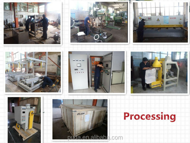 Packaging line for big bag