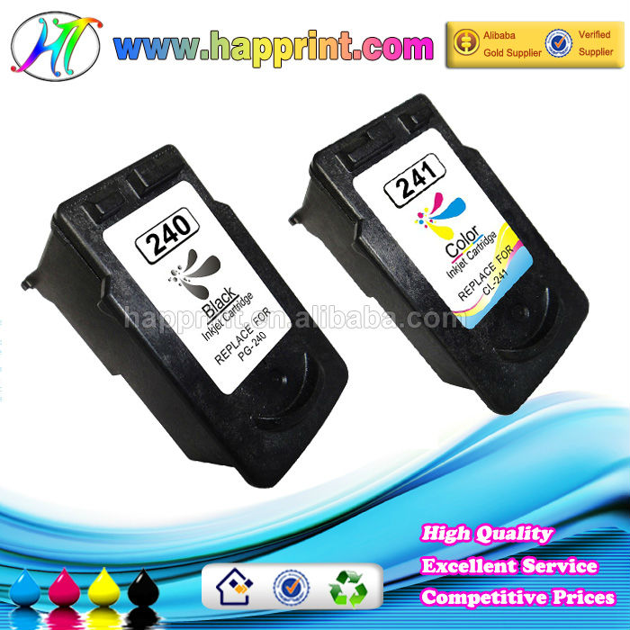 for Canon Ink Cartridge PG540 CL541 PG-540 CL-541 Cartridge for Canon PG240XL CL241XL PG-240XL CL-241XL for Canon Cartridge