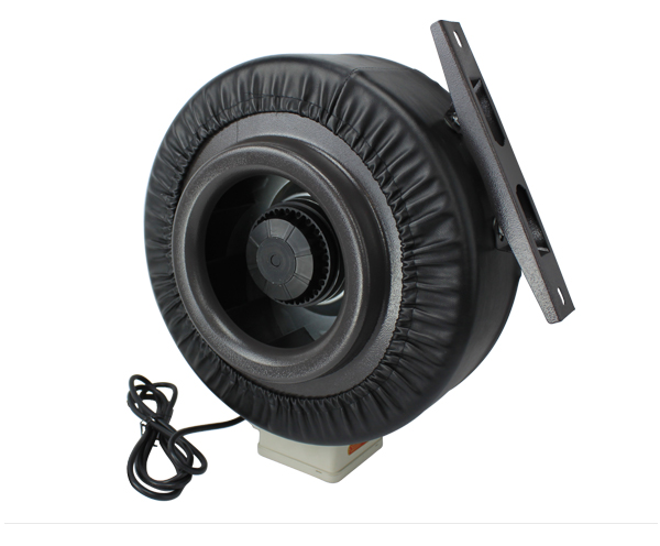 Top quality 6 inch inline fan for hydroponics