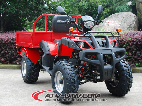 Gas-Powered 4-Stroke 150CC Air Cooled Farm ATV