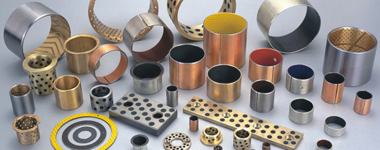 Alibaba recommend bronze/teflon/cooper flange self lubrication sliding brass bushing DU DX PAP PAF JDB oilless bearing