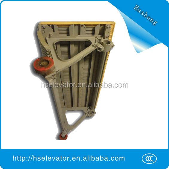 Hyundai Escalator Stainless Steel Step, escalator step in escalator parts