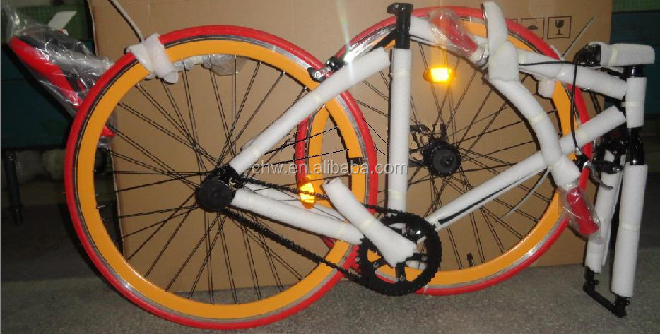 700C Fixed Gear Track Road Single Speed Rim 40mm Alloy Rim wheel