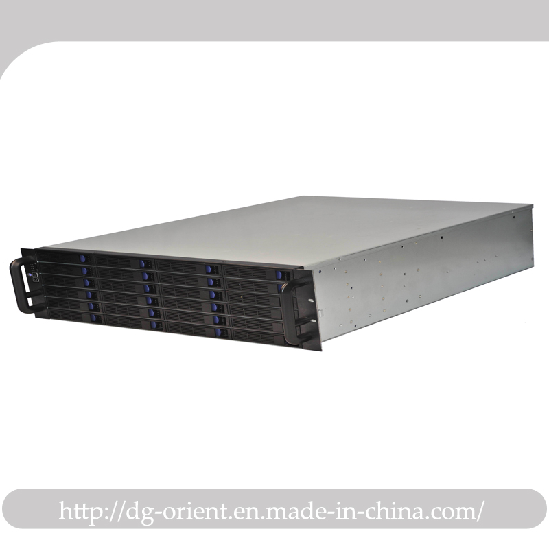 4U Rack Mount Standard ATX Power Redundant server computer case manufacturer