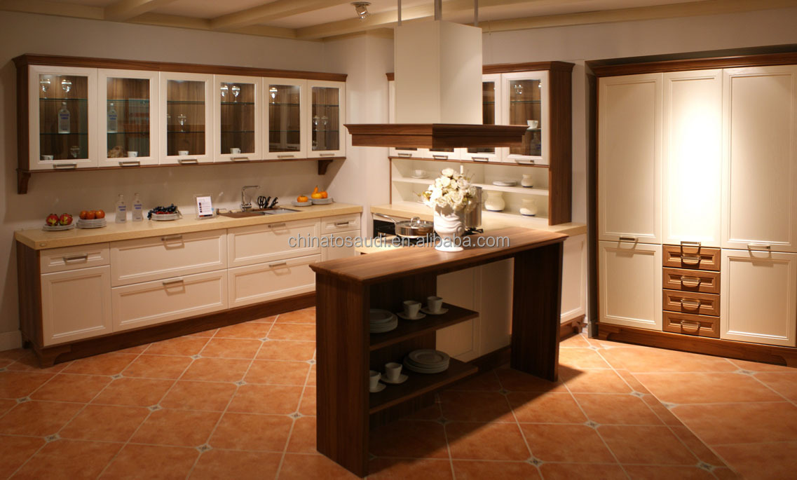 Fashionable Design Contemporary lacquer Kitchen Cabinet for Home project S27