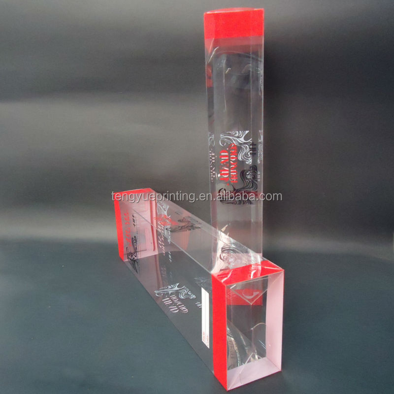 thin rectangular clear plastic box/very small plastic boxes/clear plastic boxes wholesale