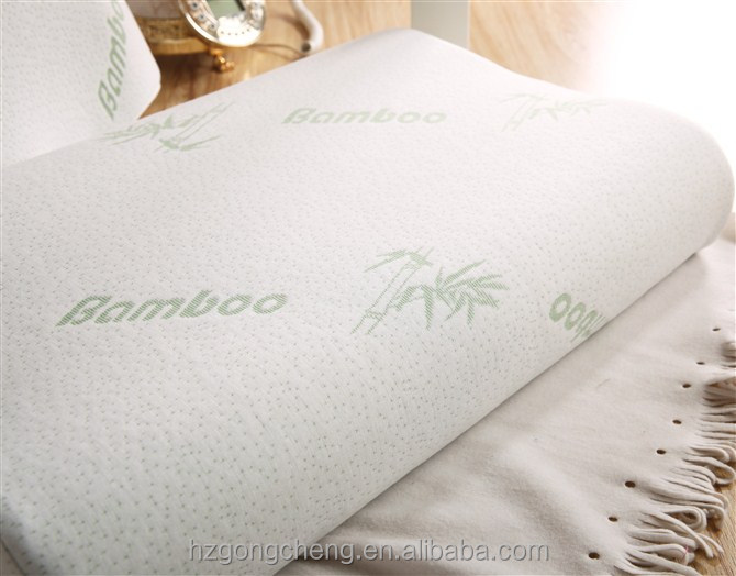 Bamboo Fiber Slow Rebound Healthy Memory Foam Pillow