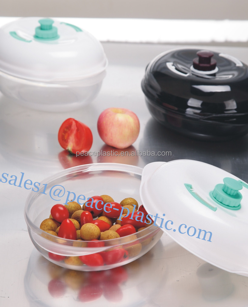 2014 Hot New Automatic Vacuum Food Container With Lid