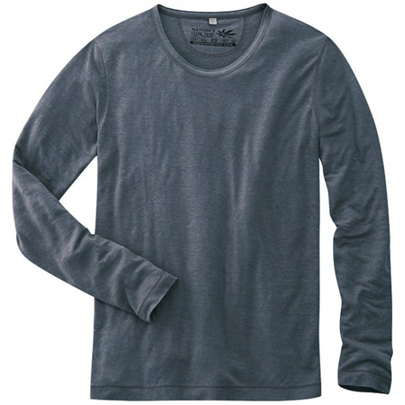 100 wholesale hemp long sleeve t shirt clothing buy