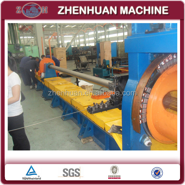 High precision CNC Screen Mesh Pipe Welding Machine from China