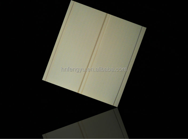 2014 waterproof pvc panel for ceiling board with groove & pvc ceiling panel for bathroom