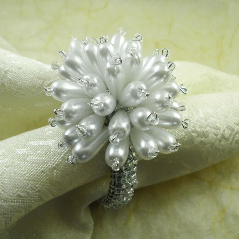 industry leader supply banquet use cheap bulk festive napkin ring
