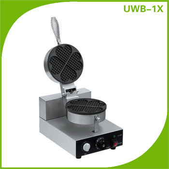 Italian Waffle Cone Machine With Double Plate ZU-2