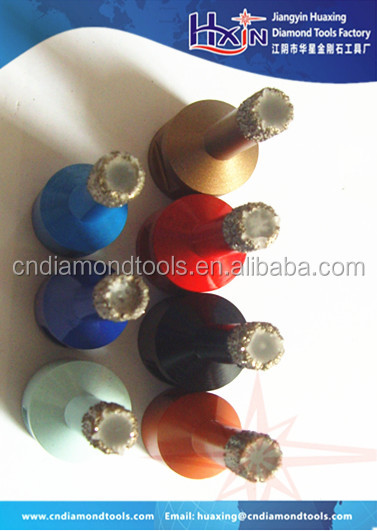 hollow core diamond drill bits/diamond core drill bit