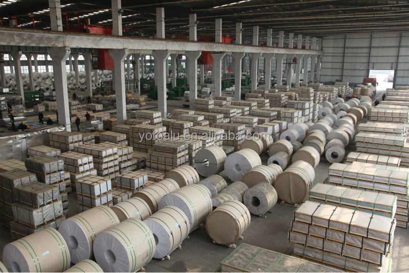 Mill Finish Aluminum coil manufacturer 1050 h24 , 1100 H14