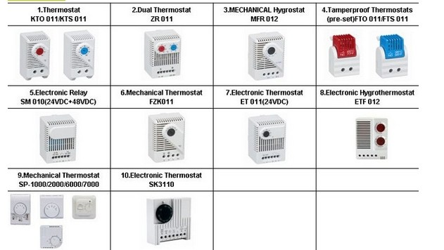 2015 new china factory Machanical room Thermostat sp7000