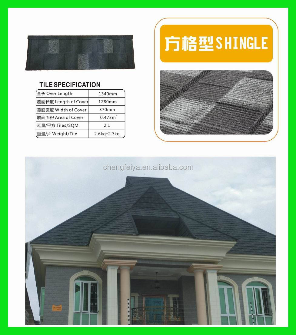 Best selling in Nigeria Building material roofing sheet