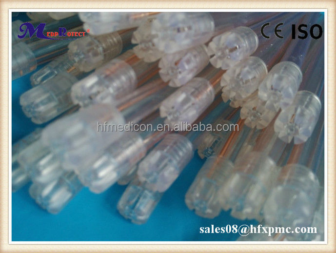 Slow speed saliva ejector tubing/weak suction tip