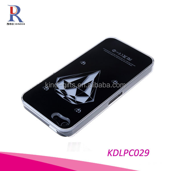 *NEW* COOL!!! DIAMOND SENSE FLASH LIGHT UP CASE For iPhone 5/5S KDLPC029