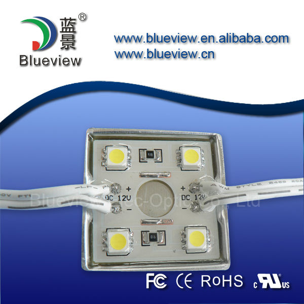 12V 4 Chips Aluminum Housing Wholesale LED Module