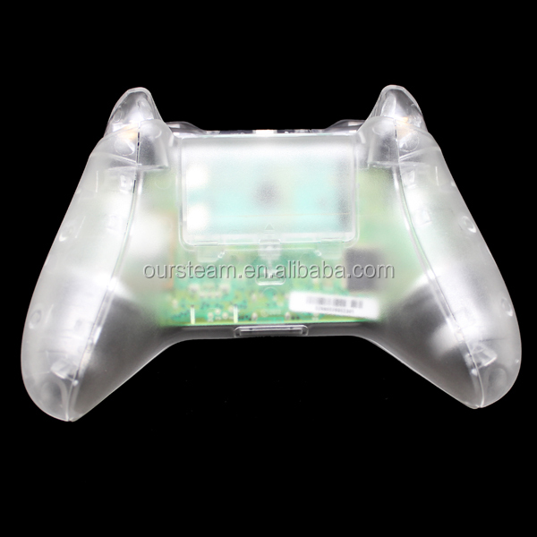 Factory Made Clear Wireless Controller For Xbox One Controller