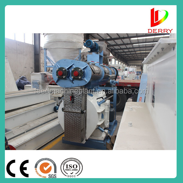 Model 350 Factory supply animal feed pellet mill machine for sale