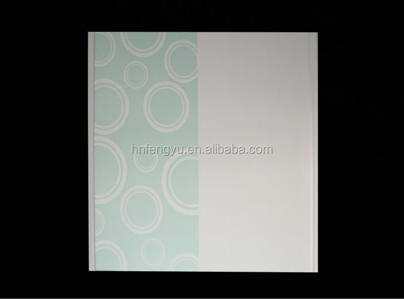 20cm & 25cm & 30cm High Quality PVC Panel Printing Pattern Interior Wall/Ceiling Panel China Supplier