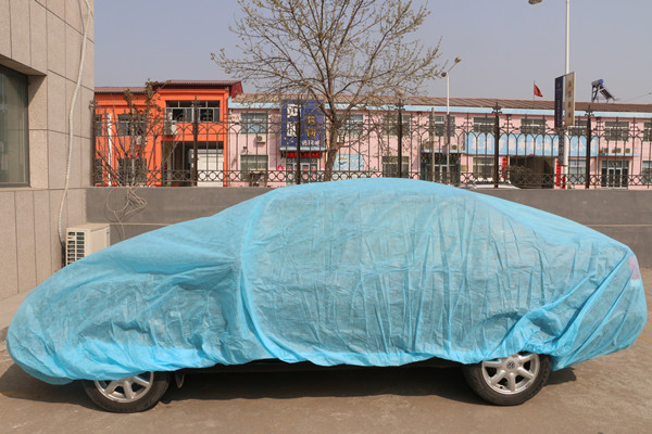 PP nonwoven fabric  PP car cover sun protection