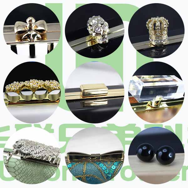 Beautiful Hot Sale crystal evening bags and clutches