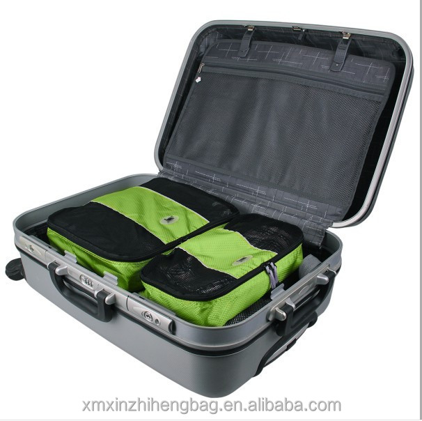 3 in 1 packing cube luggage organiser convenient to use