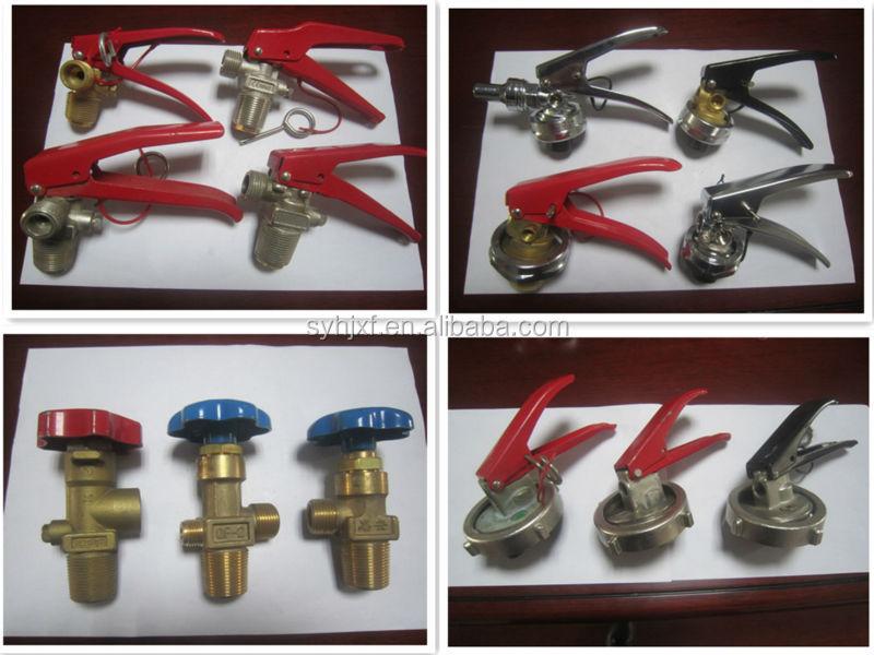 Gas Cylinder Valve,CO2 cylinder valve