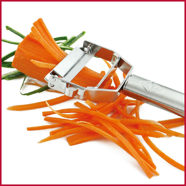 Perfect kitchen ultra sharp stainless steel julienne for Perfect kitchen description
