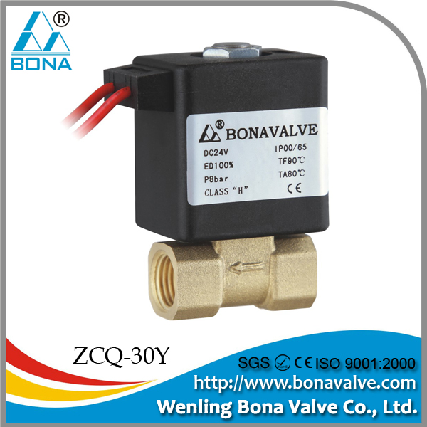 "BONAVALVE energy saving AC220V 230V 1/4"" 1/4 inch wire feeder air valve magnetic valve"