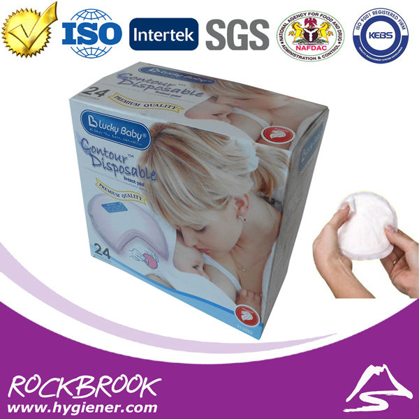 Top Quality Competitive Price Disposable Bamboo Breast Pad Manufacturer from China