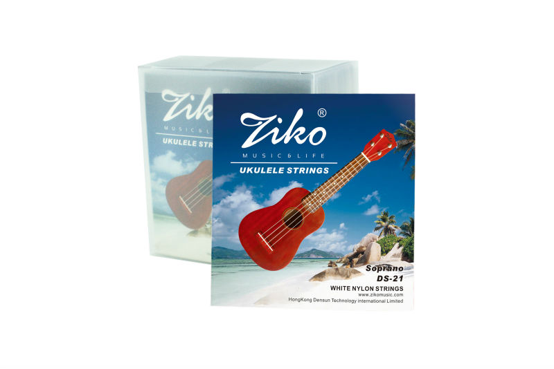 China White Ukulele String DS-21/23
