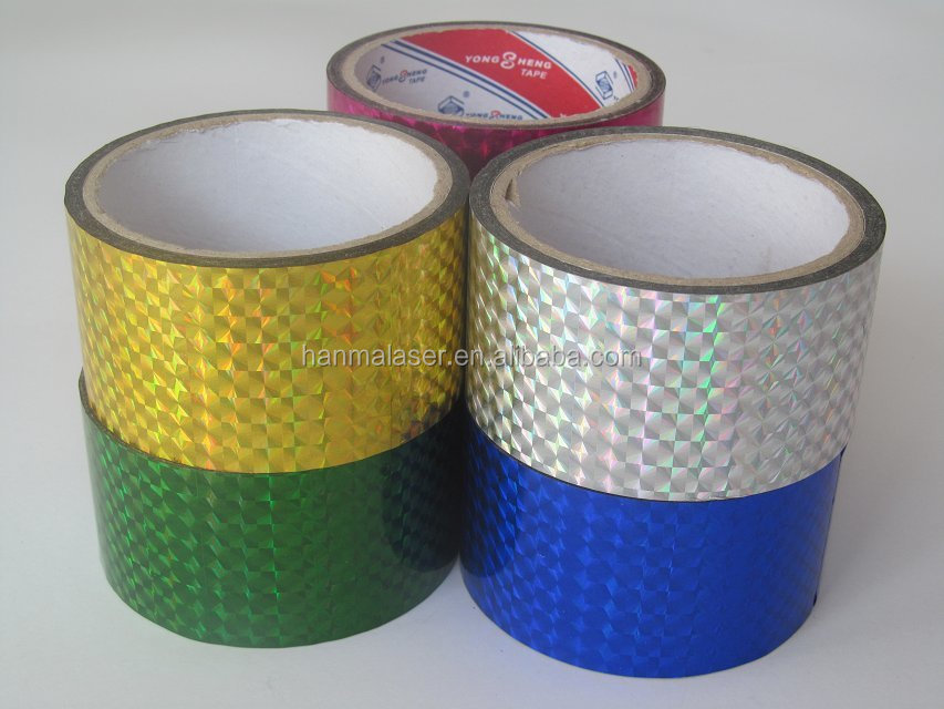 YIWU Holographic Decoration and Promotional Adhesive Tapes